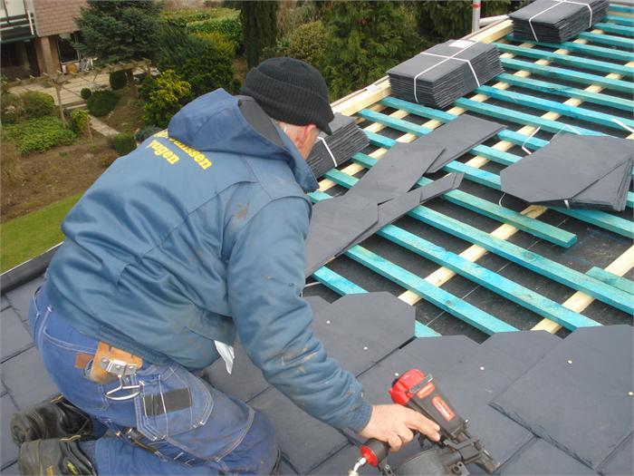 Badkamer Betegelen Bad ~ plat dak renovatie  Janssen Beugen al jaren uw specialist