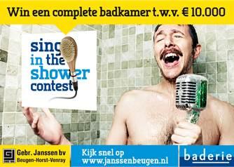 Badkamer winnen 10.000 Euro